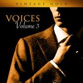 Vintage Gold - Voices, Vol. 3 de Various Artists