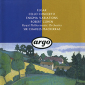 Elgar: Cello Concerto; Enigma Variations; Froissart van Sir Charles Mackerras