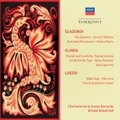 Glazunov: The Seasons; Concert Waltzes; Schumann: Carnaval de Ernest Ansermet