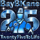 25 To Life - EP by Bay B Kane