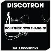 Doin Their Own Thang - Single fra Discotron