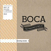 BOCA 2012: Best Of College A Cappella by Various Artists