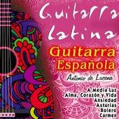 Guitarra Latina, Guitarra Española by Antonio De Lucena