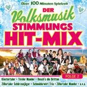 Der Volksmusik Stimmungs Hit-Mix - Folge 2 by Various Artists