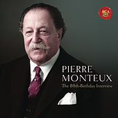 Pierre Monteux - The 80th Birthday Interview de Pierre Monteux