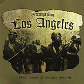 Greetings from Los Angeles... Eight Years of Acetate Records by Various Artists