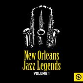 New Orleans Jazz Legends, Vol. 1 by Various Artists