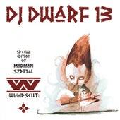 DJ Dwarf XIII (Special Edition Of Madman Szpital) by :wumpscut: