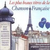 Les plus beaux titres de la chanson française, vol. 1 by Various Artists