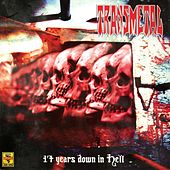 Years Down in Hell by Transmetal