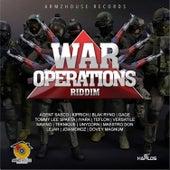 War Operations Riddim by Various Artists