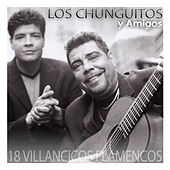 Los Chunguitos y Amigos. 18 Villancicos Flamencos by Various Artists