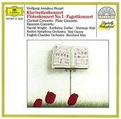 Mozart: Clarinet Concerto; Flute Concerto; Bassoon Concerto in B by Karlheinz Zoeller