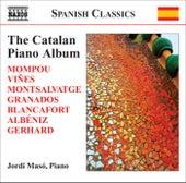 Catalan Piano Album by Jordi Maso