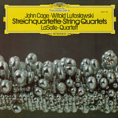 Lutoslawski: String Quartet (1964) / Penderecki: Quartetto per archi (1960) / Mayuzumi: Prelude for String Quartet (1961) / Cage: String Quartet in Four Parts (1950) by LaSalle Quartet