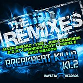 Breakbeat Killa The Remixes van Various Artists