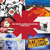 The Studio Album Collection 1991 - 2011 de Red Hot Chili Peppers