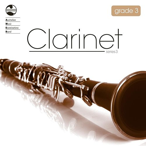 AMEB Clarinet Grade 3 (Series 3) de Paul Dean