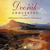Concertos (Complete) by Walter Susskind Saint Louis Symphony Orchestra