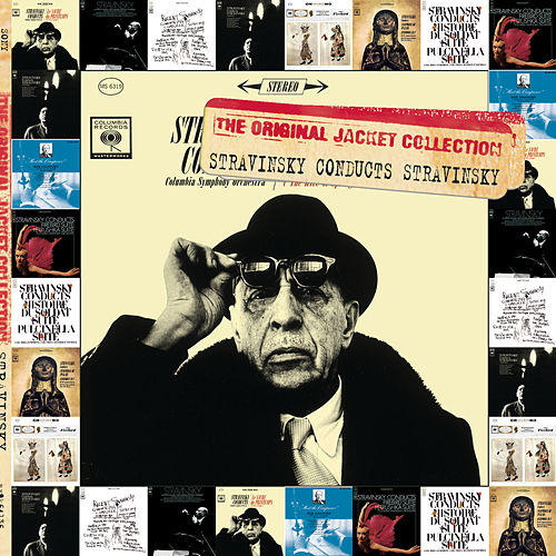 The Original Jacket Collection: Stravinsky Conducts Stravinsky - The Classic LP Recordings by Various Artists