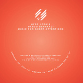 Music For Short Attentions by Marco Bernardi