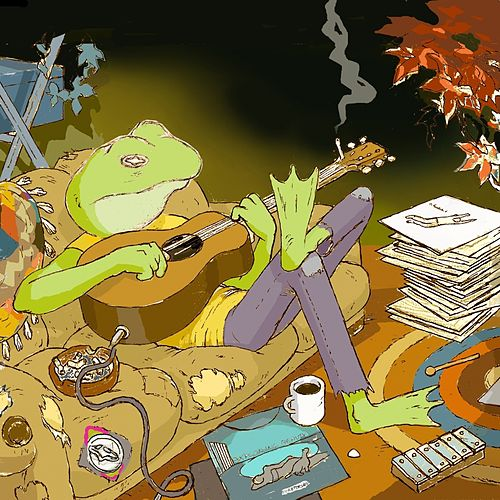 Saluting the Crunchy Frog-a-Logue by Various Artists