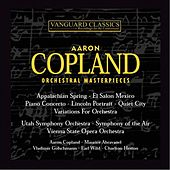 Copland: Orchestral Masterpieces von Various Artists