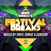 Festival Breaks - Mixed By Vinyl Junkie & Sanxion by Various Artists