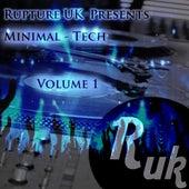 Rupture UK Presents Minimal-Tech, Vol. 1 by Various Artists