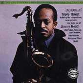 Triple Threat by Jimmy Heath