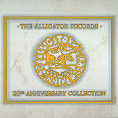 Alligator Records' 20th Anniversary Collection de Various Artists