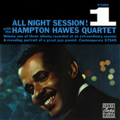 All Night Session by Hampton Hawes