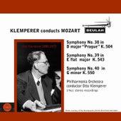 Klemperer Conducts Mozart by Otto Klemperer