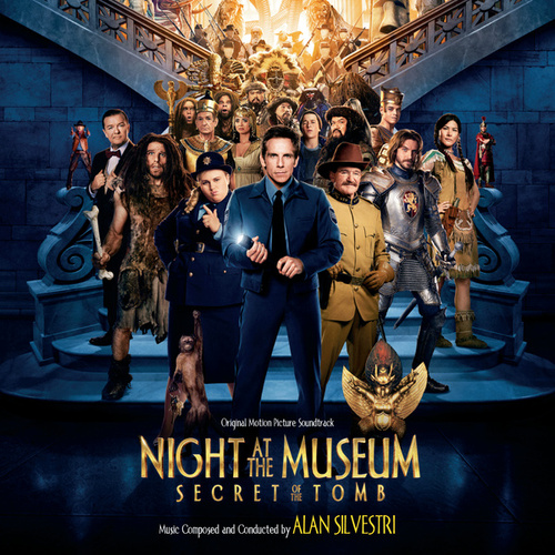 Night At The Museum: Secret Of The Tomb by Alan Silvestri