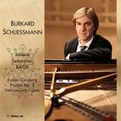 Bach: Keyboard Works by Burkard Schliessmann