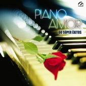 Piano - Amor (60 Súper Éxitos) de Benjamín Rojas