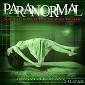 Paranormal: Sounds for What You Thought You Saw de Various Artists