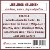 Lieblings-Melodien, Folge 4 von Various Artists