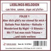 Lieblings-Melodien, Folge 1 von Various Artists
