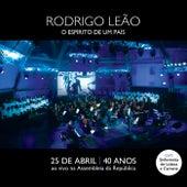 O Espírito de um País: 25 de Abril - 40 Anos, ao Vivo na Assembleia da República (Live) by Various Artists