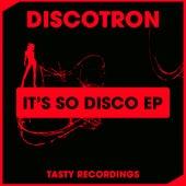 It's So Disco - Single fra Discotron