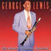 The Beverly Caverns Sessions by George Lewis