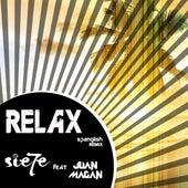 Relax (feat. Juan Magán) (Remix (Spanglish Version)) de Sie7e