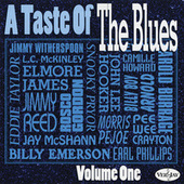 A Taste Of The Blues, Vol. 1 by Various Artists