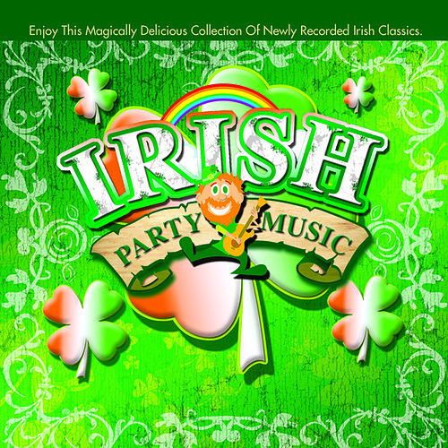 Irish Party Music by St Patrick All-Stars