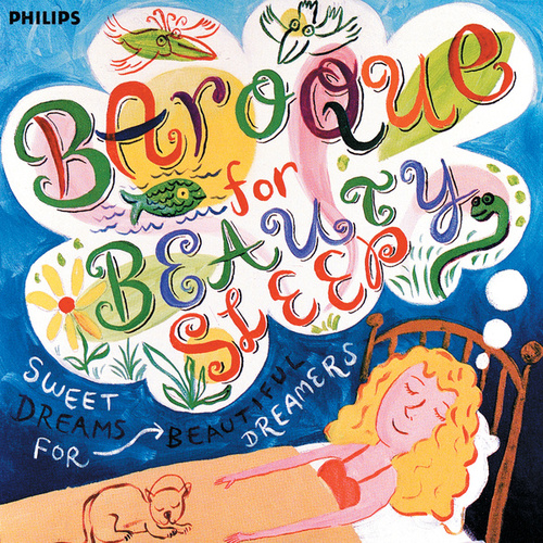 Various: Baroque for Beauty Sleep - Sweet Dreams for Beautiful Dreamers by Various Artists