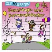 Die 30 besten Faschings- Und Karnevalslieder von Simone Sommerland, Karsten Glück & die Kita-Frösche