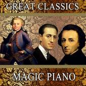 Great Classics: Magic Piano by Orquesta Filarmónica Peralada