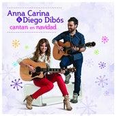 Anna Carina y Diego Dibos cantan en Navidad by Anna Carina
