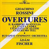 Rossini: Overtures by Budapest Symphony Orchestra